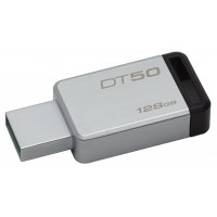 KINGSTON DT50 128GB BLK