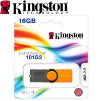 KINGSTON 16GB USB FUSION ORANG