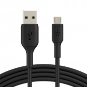 Belkin Boost Charge 1m USB-A to Micro USB Cable - Black