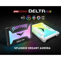 T-FORCE DELTA SSD 500GB RGB WH