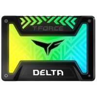 T-FORCE DELTA SSD 500GB RGB BK