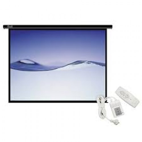 KLIP X PROJECTOR SCREEN WITH REMOTE
