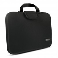KLIPX LAPTOP SLEEVE BLK 15.6