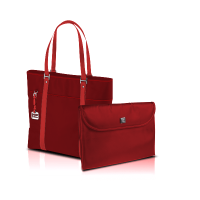 KLIPX VERONA LT BAG 15.4 RED