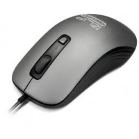 KLIPX MOUSE GRAY KMO-111 WIRED