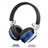 KLIPX EVOLUTION BT HEADSET BLU