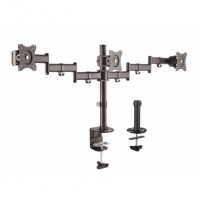 KLIPX TRIPLE ARM MONITOR MOUNT