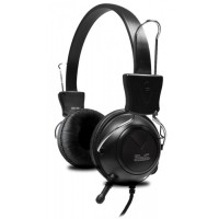 Klip Xtreme KSH-320 Stereo Headset with Built-in Mini Microphone and Volume Control