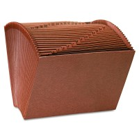 UNIVERSAL FILE EXP 12X10 1-31 RED