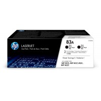 HP 83A (CF283A-D) Black Original LaserJet Toner Cartridge