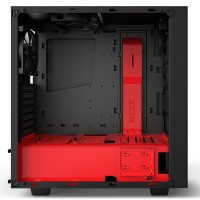 NZXT S340 ELITE RD/BLK MID