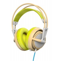 SteelSeries Siberia 200 Gaming Headset - Gaia Green