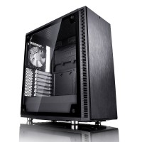 FRACTAL DEFINE C TOWER COMPUTER CASE