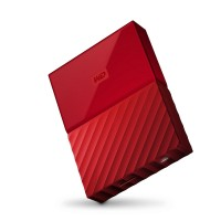 WD PASSPORT 3TB USB 3.0 RED