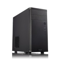 Fractal Design Core 1100 Black MATX Mini Tower Computer Case