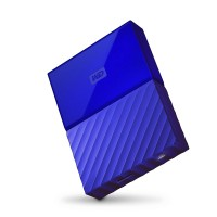 WD PASSPORT 4TB USB 3.0 BLUE