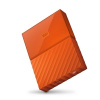 WD PASSPORT 4TB USB 3.0 ORANGE