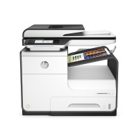 HP PageWide Pro 477dw Color Multifunction Business Printer with Wireless & Duple