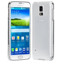 Case-Mate - Barely There Case for Samsung Galaxy S5 in Clear. CM030901