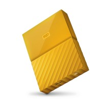 WD PASSPORT 2TB YELLOW