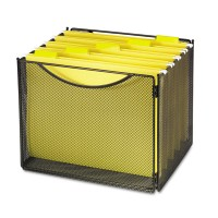SAF PRTB DESK FILE MESH BOX