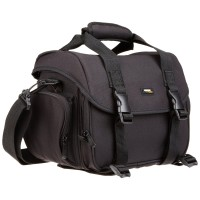 AMAZONBASICS LARGE DSLR BAG
