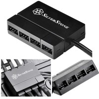 SILVERSTONE PWM FAN HUB 8 PORT