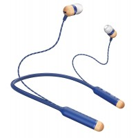 MARLEY SMILE WIRELESS BLUETOOTH HEADSET BLUE