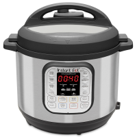 Instant Pot DUO80 8-Quart 7-in-1 Multi-Use Programmable Pressure Cooker, Slow Cooker, Rice Cooker, Sauté, Steamer, Yogurt Maker and Warmer