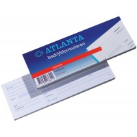Jalema (Atlanta) receipt block ft 10,5 x 29,7 cm