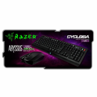 RAZER KEYBOARD AND MOUSE SET
