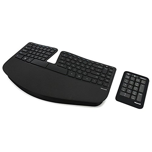 MICROSOFT SCULPT ERGONOMIC WIRELESS KEYBOARD