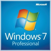 WIN 7 PRO  SP1 X64 ENGLISH DVD