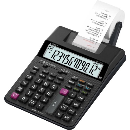 CASIO HR-170RC CALCULATOR