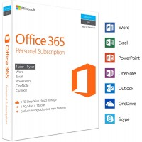 MICROSOFT OFFICE 365 HOME 1YEAR