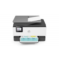 HP OfficeJet Pro 9010 All-in-One Wireless Printer, with Smart Tasks for Smart Office Productivity,