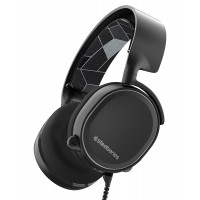 STEELSERIES ARTIC 3 GAMING BLK