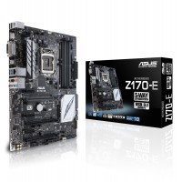 ASUS Z170-E 1151 MOTHERBOARD