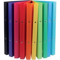 Class'ex binder for A4, 2 rings of 16mm - Assorted Colors