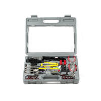 Xtech Professional Tool Kit w/ Hard Case | 56 pcs