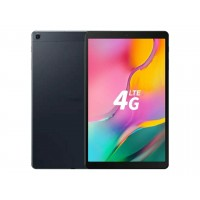 "Samsung Galaxy Tab A (2019,4G/LTE) SM-T515 32GB 10.1"" Factory Unlocked Wi-Fi + 4G/LTE Tablet - Black"