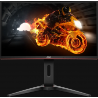 "AOC C24G1 24"" Curved Frameless Gaming Monitor - FHD 1080p - VESA - Black"
