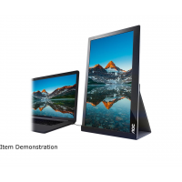 AOC 15.6in 16:9 Portable Monitor IPS USB-C