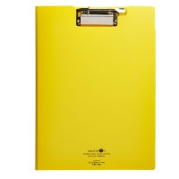 ELBA Ultimate CLIP FOLDER YELLOW 10/PACK