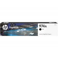 HP CART 974A BLACK PAGEWIDE