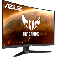 "ASUS TUF Gaming VG32VQ1B 31.5"" 16:9 Curved 165 Hz FreeSync QHD VA Gaming Monitor"