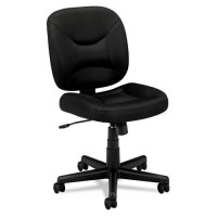 Basyx by HON HVL210 Task Chair for Office or Computer Desk, Black