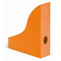 DURABLE MAGAZINE RACK BASIC ORANGE