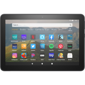 "Amazon - Fire HD 8 10th Generation - 8"" - Tablet - 32GB - Black"