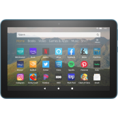 "Amazon - Fire HD 8 10th Generation - 8"" - Tablet - 32GB - Twilight Blue"